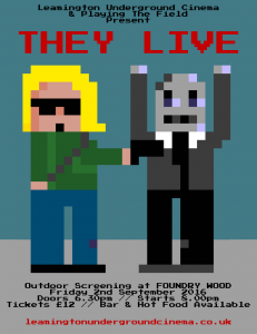 they live pixel flyer